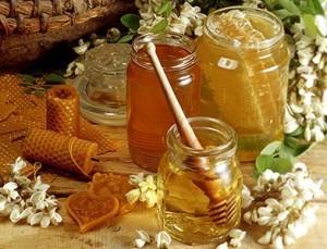 мед для обертывания