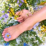 как устранить запах ног
