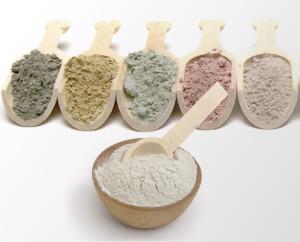 обертывания с глиной