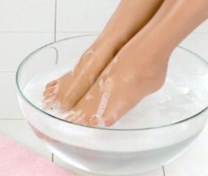 ванночки для ног дома