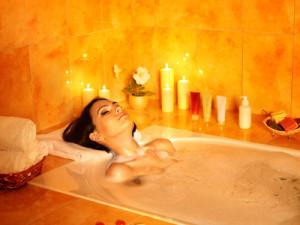 ванна для лечения растяжек