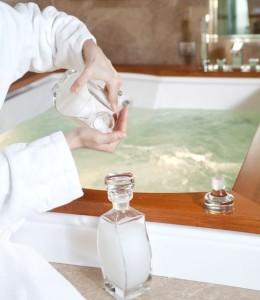 ванна с солью