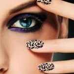 Маникюр «хищницы» – просто и эффектно