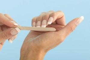 коррекция гелевых ногтей пошаговая инструкция