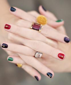 красить ногти по феншую