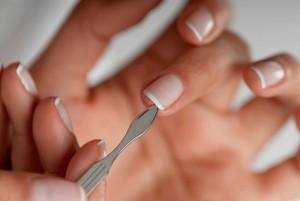 правила маникюра на короткие ногти