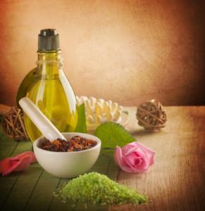 скрабы и маски с оливковым маслом
