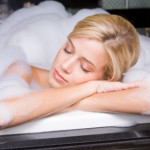успокаивающая и расслабляющая ванна