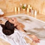 Принимаем ванну — избавляемся от целлюлита