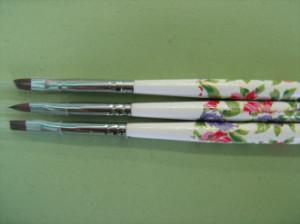 кисти для китайской росписи ногтей