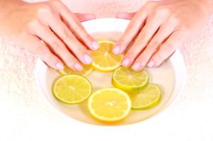 ванночки для лечения ногтей