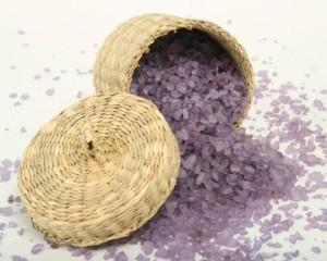соль для антицеллюлитной ванны
