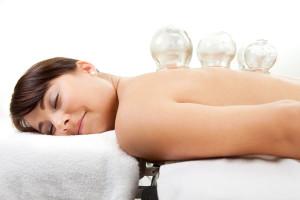 баночный вакуумный массаж