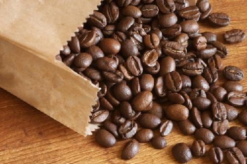 холодное обертывание из кофе