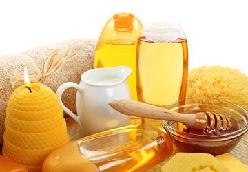 обертывание против целлюлита из меда