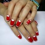 Лунный дизайн ногтей, определяющий стиль