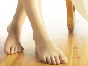 обильное потоотделение ног