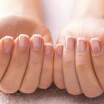 пудра для укрепления ногтей