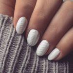 Как связать дизайн на ногтях гель-лаком