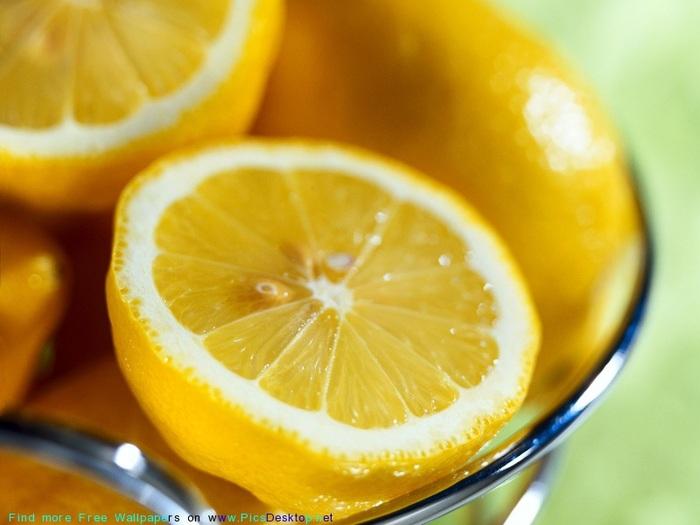 пол лимона