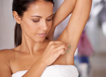 домашние дезодоранты от пот