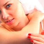 Быстрая помощь для грубой кожи на локтях