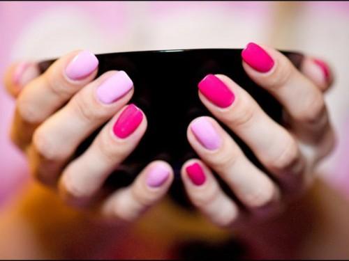 как красить ногти по феншую