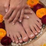 уход за ногтями рук и ног