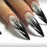 дизайн ногтей гелем