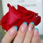 Дизайн коротких ногтей: красиво и естественно