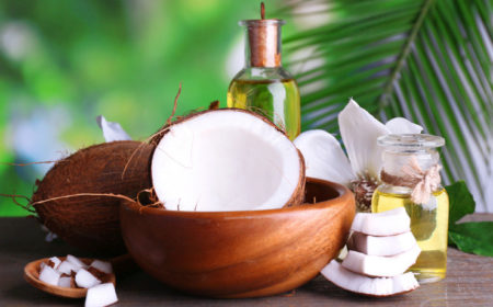 Кокосовое масло для ровного и стойкого загара