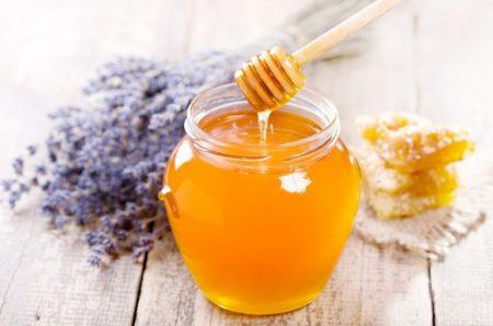 скраб для рук с медом