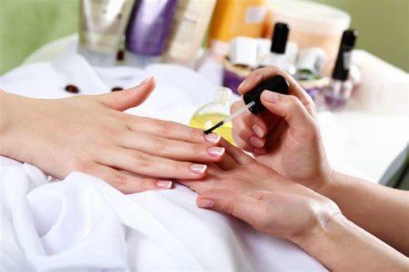 восстановление ногтей маслом