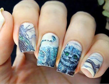 фотодизайн ногтей