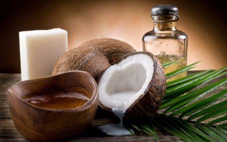 кокосовое масло от ожогов на солнце