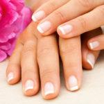 отбеливание ногтей