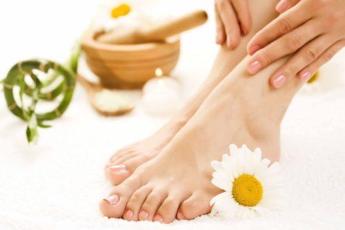 Как избавиться от натоптышей на ступнях ног